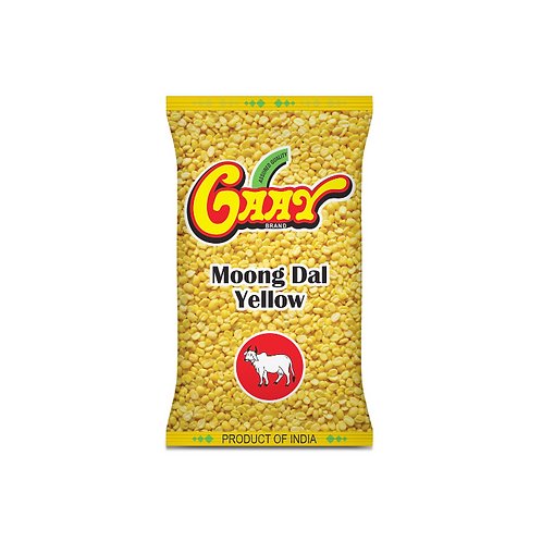 Gaay Moong Dal Yellow - 1kg