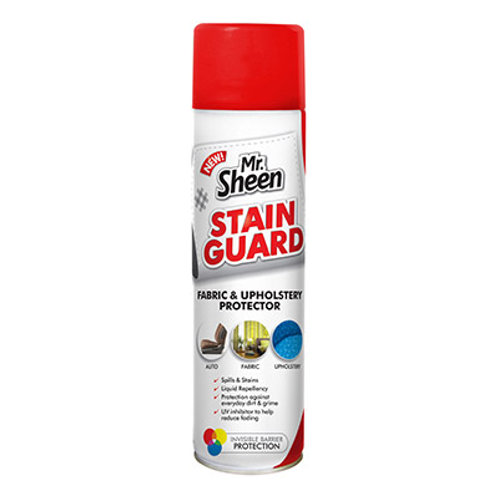 Mr. Sheen Stainguard Fabric & Upholstery Protector- 500ml