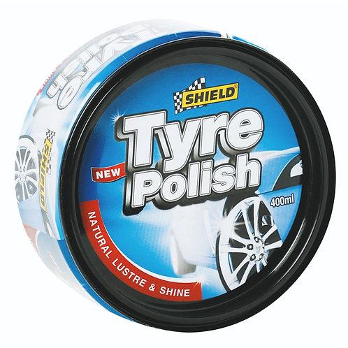 Tyre Polish Paste - 400ml