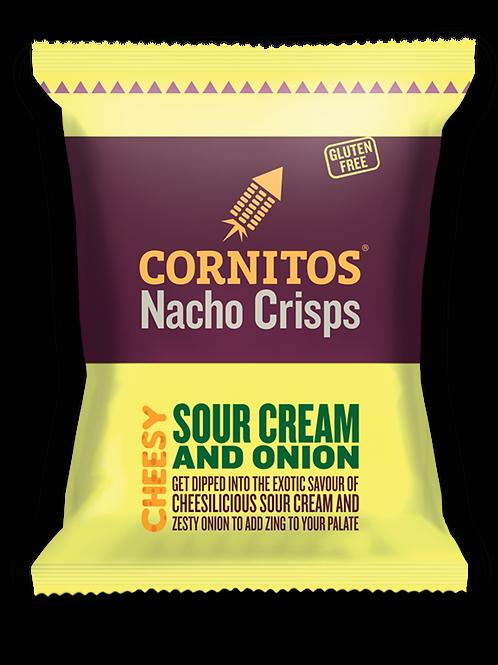 Cornitos Nacho Cheesy Sour Cream & Onion