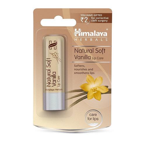 Himalaya Natural Soft Vanilla Lip Care - 4.5g