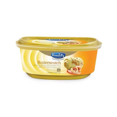 Kwality Butterscotch - 1L