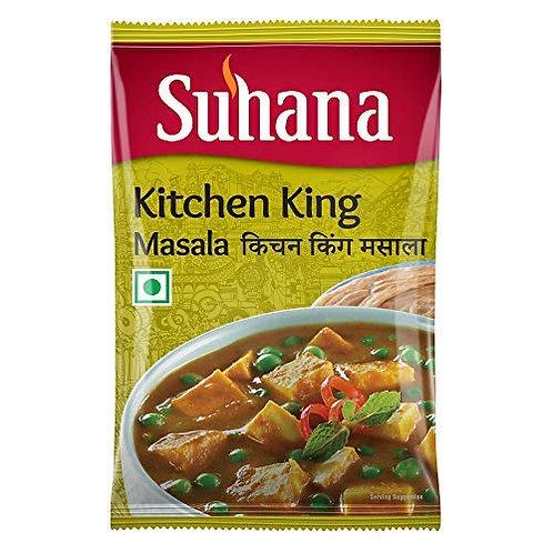 Suhana Kitchen King Masala - 50g