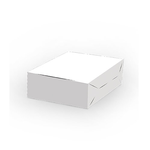 Falcon Cake Box Plain - (30x30x12)
