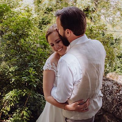 Melissa y Álvaro