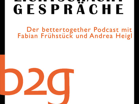 """""""Lichtschachtgespräche"""" – Der b2g-Podcast ist da!"""