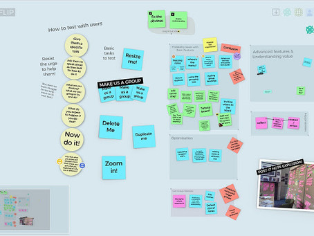 Zuwachs im Workshop-Werkzeugkasten: Mural, Ideaflip, Miro und Co.