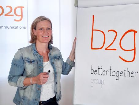 Der neue b2g-Webinar-Raum