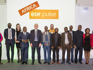 HydroIQ at EDF Pulse Awards