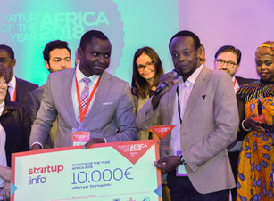 HydroIQ Wins Africa Startup of the Year 2018