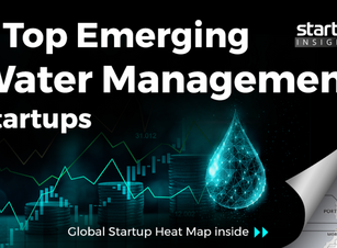 HydroIQ among the 5 Top Emerging Water Management Startups Globally