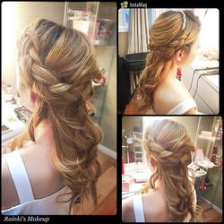 Makeup&Hair:Rainki.chen Asian wedding Makeup&Hair by _rainki