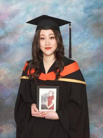 Graduation Makeup&hair