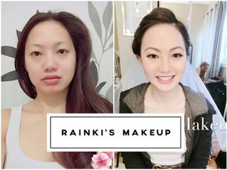 Makeup Trials for Jun bridal 2017
