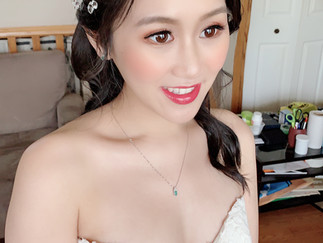 Bridal Makeup&hair 2019