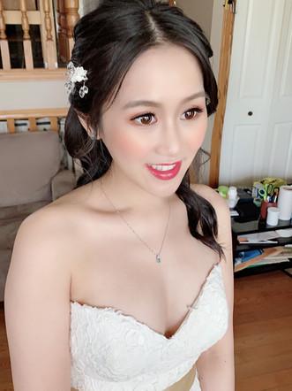 Bridal Makeup&hair 2019