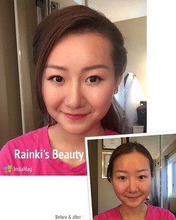 Makeup&Hair by _rainki