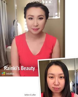 #yycmakeup #rainkisbeauty #rainkismakeup #rainki #makeupartis #makeup #yycwedding #yycmakeupartist #