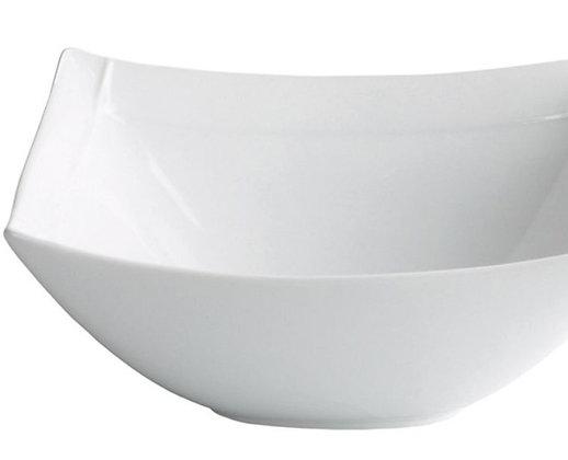 Coupelle porcelaine blanche