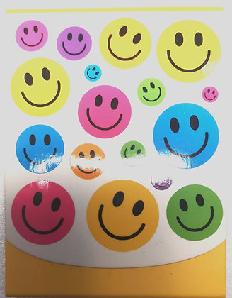 "Petit carnet ""Smiley"""