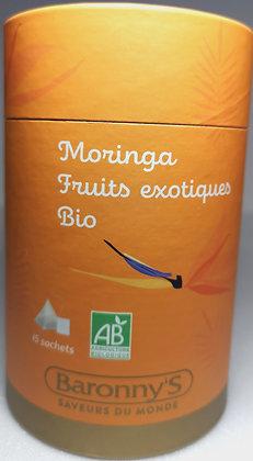 Moringa Fruits exotiques bio - Baronny's