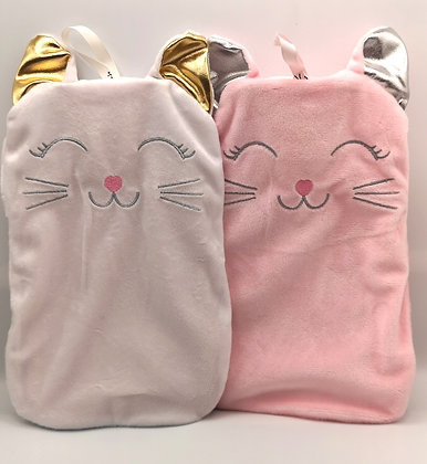 Bouillotes chat