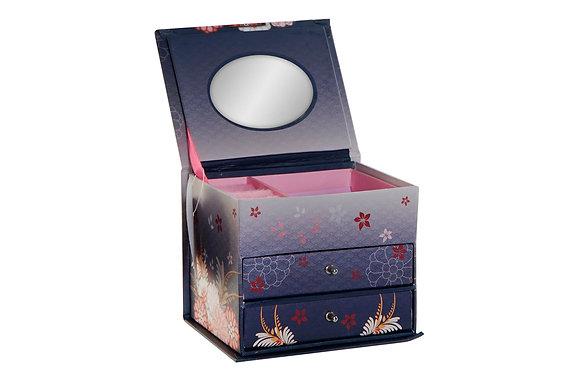 Jolie boîte à bijoux Zoé