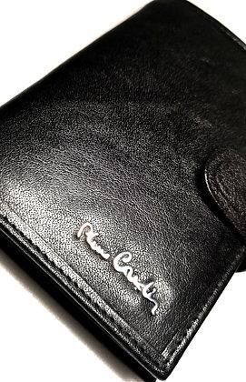 Portefeuille Pierre Cardin 10 - Cuir véritable - Noir