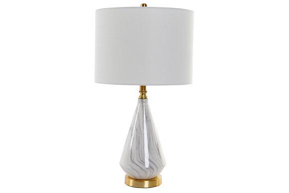 Grande lampe à poser 36X36X67