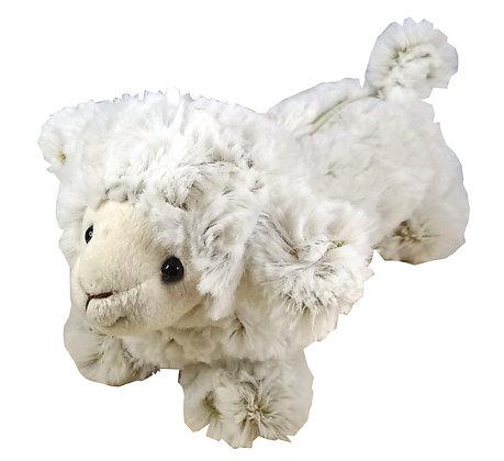 Trousse peluche mouton