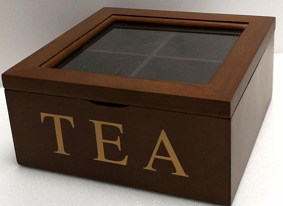 Boite à thés