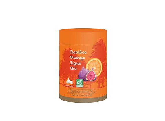 Rooibos orange figue bio - Baronny's
