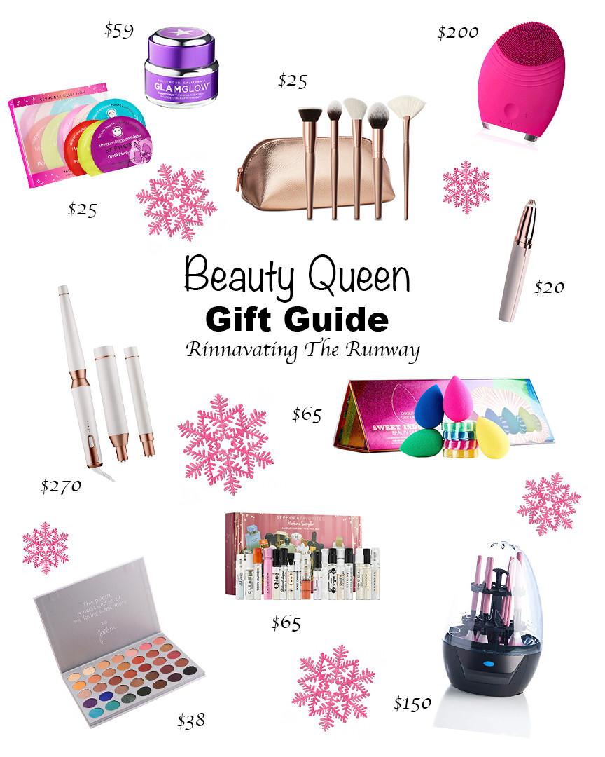 Beauty Queen Gift Guide