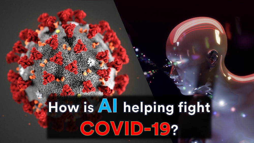 How AI is helping fight COVID-19