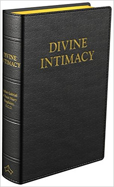 Book: Divine Intimacy (Fr. Gabriel)