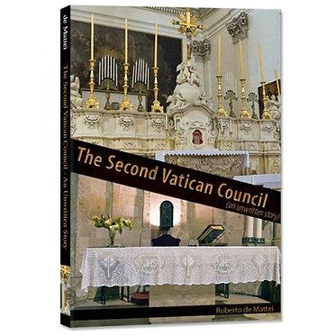 Book: The Second Vatican Council - An Unwritten Story