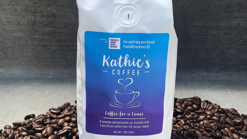 Kathie's Coffee Whole Bean