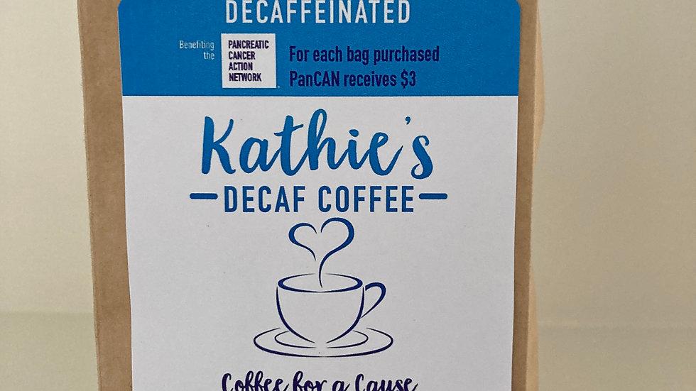 Kathie's Coffee Decaf