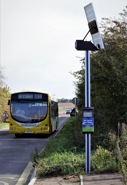 Solar bus