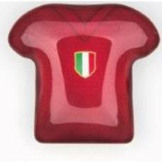 Magnete maglia Granata bomboniere Comunione Cresima