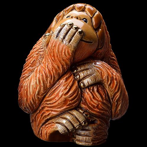 """Orangotango """"Non Parlo""""  - De rosa collezione"""
