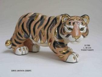 Tigre - De rosa collezione