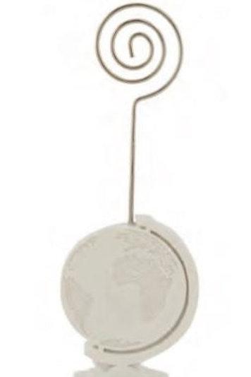Mappamondo clip cm.5.8