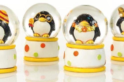 Pinguino palla 4 assortiti bomboniere Nascita e Battesimo
