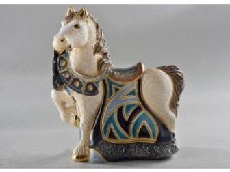 Cavallo reale blu  - De rosa collezione