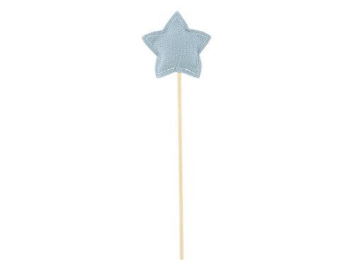 Stick con stella azzurra