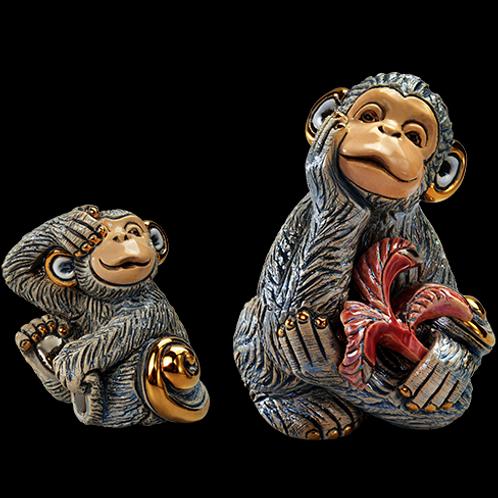 Scimmietta baby - De rosa collezione