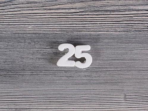 Gessetto Profumato a Forma di 25