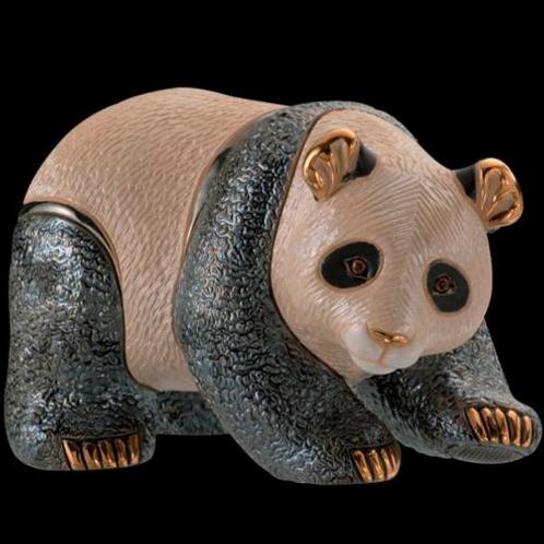Panda grande - De rosa collezione