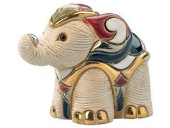 Elefante bianco baby - De rosa collezione